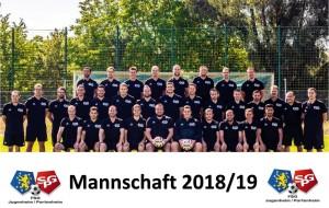 2018 Mannschaft JugPar